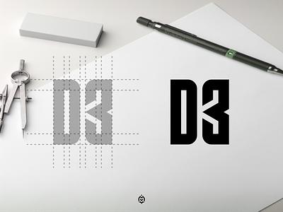 D3  monogram logo concept creativelogo logoconcept dubai logobrand logonew logodaily logoplace logogrid learnlogodesign logoprocess logosai logodesigners identity logoinspirations logoprofesional logodesinger logoinspire logos d3 logo