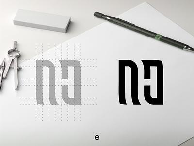 nH monogram logo concept graphic design logopromotion simplelogo profesionallogo learnlogodesign logosupplies monogramlogos logopassions logoideas logoprocess logoconcept logomark beautifullogo logoinitials logos logo