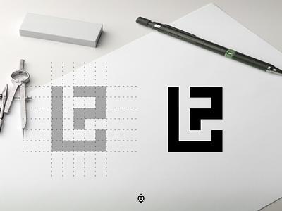 LP monogram logo concept graphic design luxurydesign apparel jasabikinlogo monogramlogodesign onsulting creativelogo logoconcept dubai logogrid learnlogodesign logoprocess logoroom logoinspirations logoprofesional logodesinger logoinspire logos logo