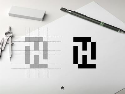 H monogram logo concept luxurydesign jasabikinlogo creativelogo logoconcept logoprocess logosai logodesigners logopedia logoideas identity logoroom logoinspirations logoprofesional logodesinger logoinspire logo