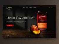Whiskey Landing Page