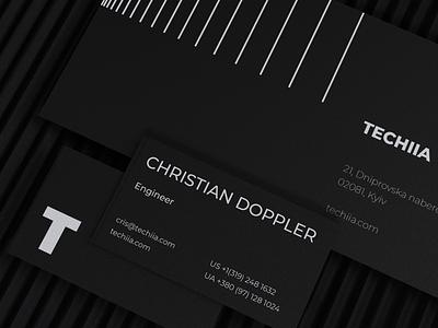 Office business card type pen graphic design flat ui icon logo typography vector branding illustration design