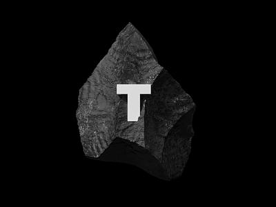 TECHIIA Identity by SENSE IT minimal agency animation 3d motion rock design logo typography branding identity case study