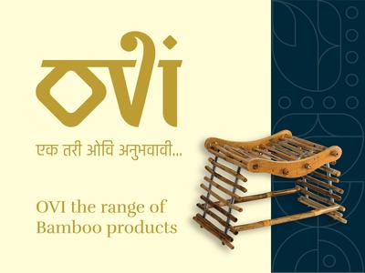 OVI | Bamboo Product Branding