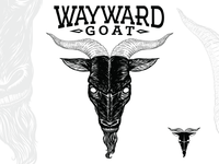 Wayward Goat Collectibles - Logo
