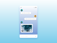 Daily UI Challenge #013 Direct Messagin