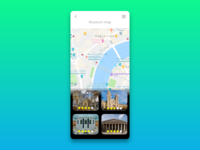 Daily UI Challenge #020 Location Tracker