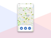 Daily UI Challenge #029 Map