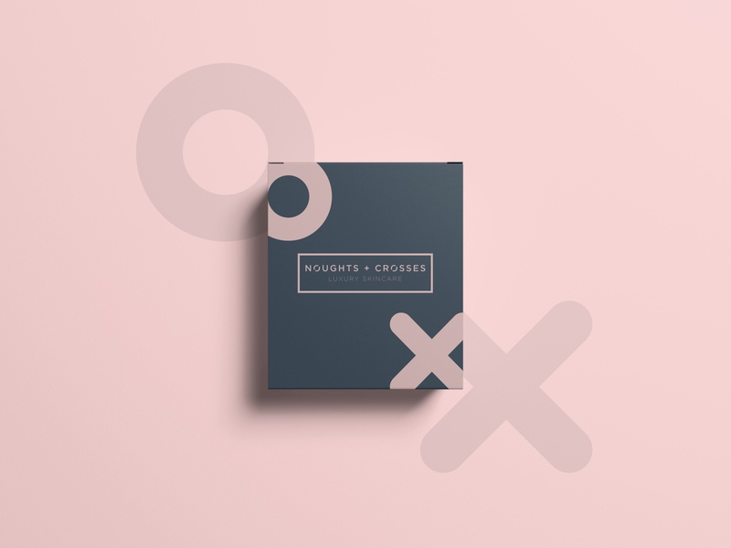 Noughts + Crosses Packaging