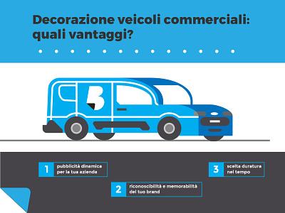 B. Side Car Wrapping carwrapping van digitalillustration social flatdesign mcstudio vector illustration