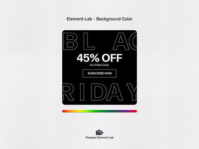 Element Lab - Background Color Test sale test advertise ad color background color lab element web clean technology ui tech gradient art 2d branding flat design