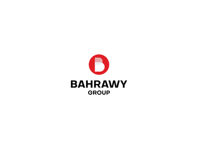 Bahrawy Group consultancy logo logodesign network studies network studies logo consultancy site supervision site supervision