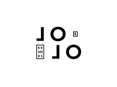 jojo brands clothing label logo branding design store logo clothing company clothing brand branding