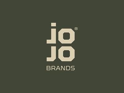 jojo brands brand identity logodesign clothing label branding branding design logo clothing company clothing brand