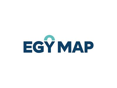 EGY MAP branding design branding design logo