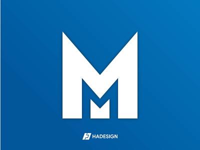 """Letter """"M"""" logo logo mark branding design designerlogo logodesign logo"""