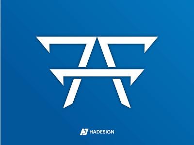 7A7 logo monogram logo logo mark branding design logo design designerlogo logodesign logo