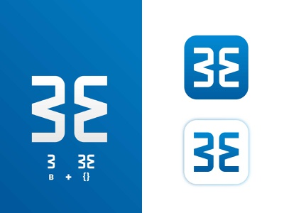 Bcoder logo coding logo design branding logo design logo