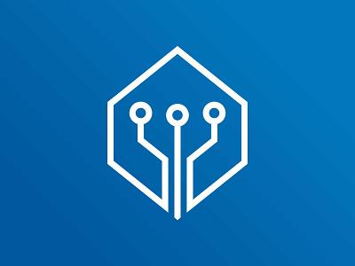 Electronic logo electronic design electronic logo logo designer branding logo design design logo