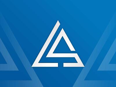 LS Logo lettermark wordmark monogram logo logo mark logo designer design logo