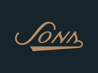 Original Sons Wordmark