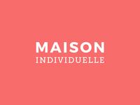 Maison Individuelle logotype