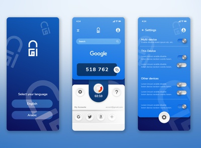 Authorization  App website design website web mobile app design mobile design mobile app mobile ui mobile app design icon ui web ios guide app ui ui  ux uiux uidesign ui design minimal app ux app design ui authorization