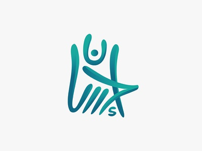 ehsan arabic-logo volunteer brand arbic logo