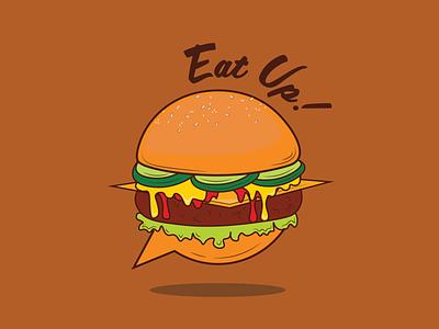 Hamburger Logo vector hamburger logo branding illustration