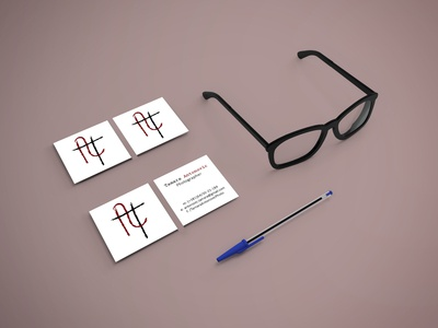 Photographer Personal Business Card