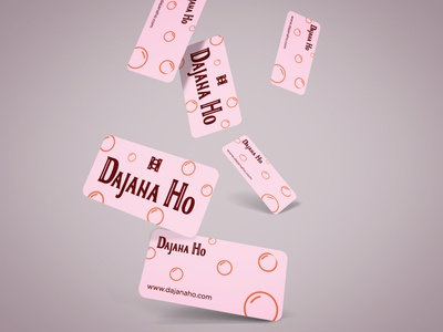 Drag Queen Personal Business Card