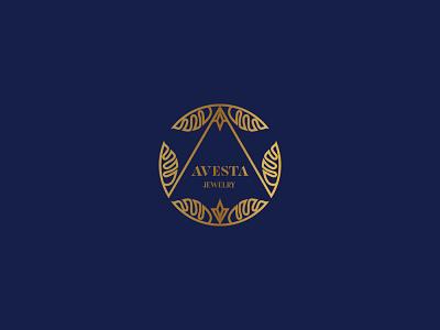 Avesta Jewelry Logo Design branding logodesign logo logo design