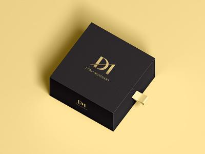 Donya Accessory Logo Design brand identity branding business logo accessory logo minimal logo design logodesign logo