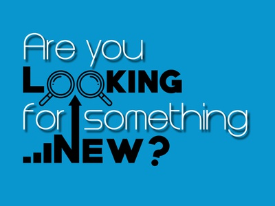 Are you looking for something new typography design