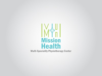 Mission Health another option logo design
