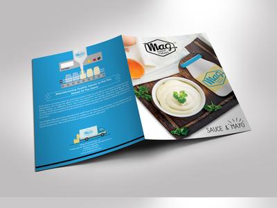 A4 Brochure | layout design