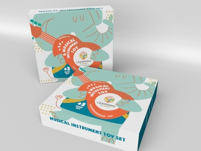 kids toys Packaging Design