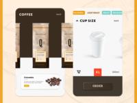 Quiroz - Coffee Order App Experimentation