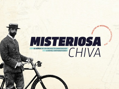 Misteriosa Chiva (Spanish) - Proyecto de Movilidad Activa