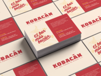 Kobacan - Illustrated Business Cards