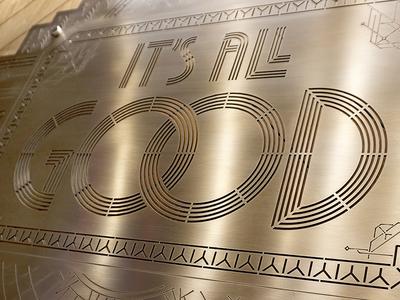 It's All Brass