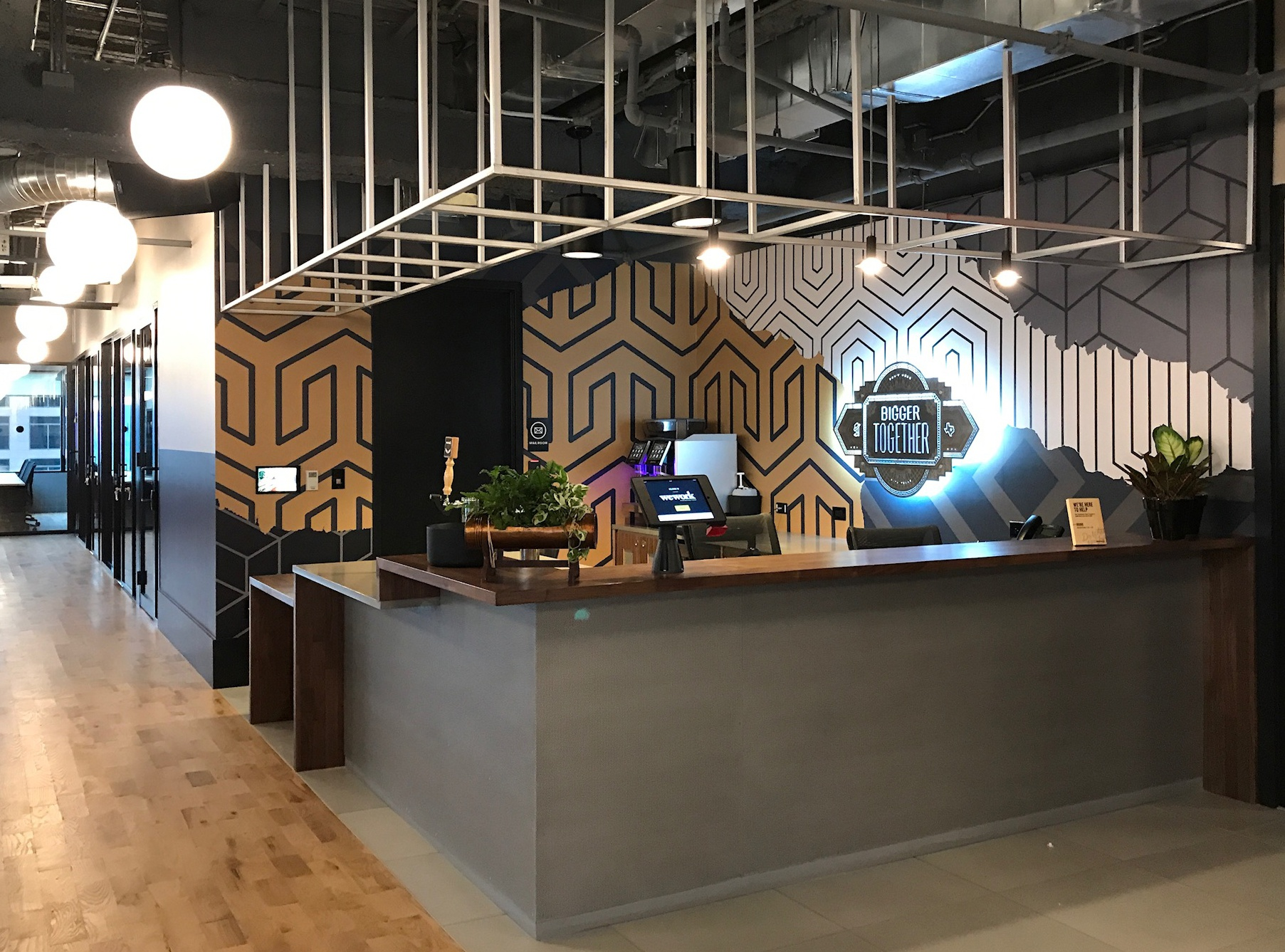 Wework dallas biggertogether 1