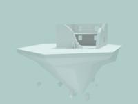 Floating Island WIP