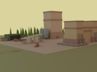 Factory WIP - Colored