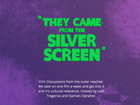 They Came From The Silver Screen Screen - New Site