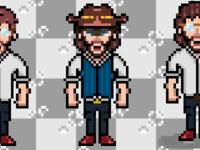 Pixel Characters2017