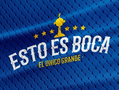 ESTO ES BOCA | BRAND