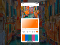 Daily UI // Day 060 // Color Picker