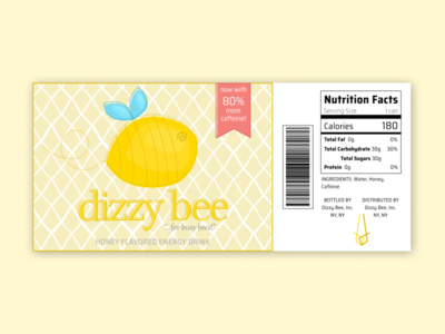 Weekly Warm-Up #2: Dizzy Bee Energy Drink