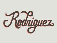 Joe Rodriguez Logo